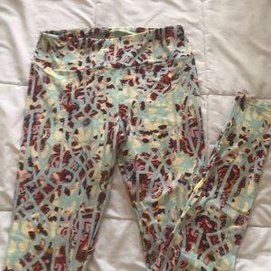 OS LulaRoe leggings